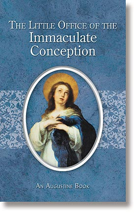 Little Office of the Immaculate Conception Prayer Book